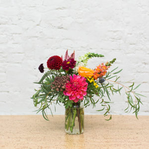 Florist In Brooklyn Flower Delivery A Beautifully Hand Tied Designers Choice Fl Bouquet Designed